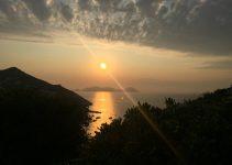 Traghetti Napoli Mergellina Ponza | Tramonto a Ponza